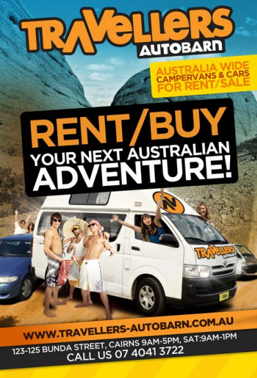Travellers Autobarn - Darwin - Local Tourism Network ...